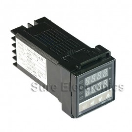 Dual PID Digital Temperature Controller REX-C100