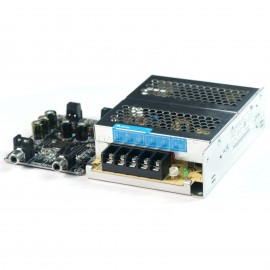 2 X 15W Class D Audio Amplifier TA2024 (for Gaming Kiosks) w Delta 12V 50W PMC  Power Supply