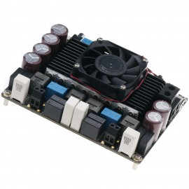 2 x 500Watt Class D Audio Amplifier Board - LV