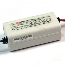 24V 700mA 16W AC/DC Switching Power Supply