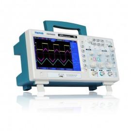 "Hantek DSO5102B Digital Oscilloscope 100MHz 1Gs LCD 7""TFT USB Lab v TEK TDS1012B"