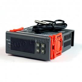 WH9002A 24V Digital Temperature Temp Controller Thermostat + Sensor -58℉~230℉