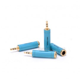 VenTion HIFI Gold Plated 6.5mm Female to 3.5mm Male Audio Adapter