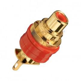 2pcs WBT-0244 HiFi Gold Plated Nextgen Copper RCA Socket