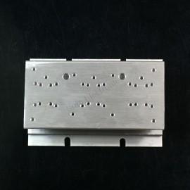 2.4x4.7inch Aluminum Alloy Heat Sink for 1W/3W/5W/10W/20W LED Silver White