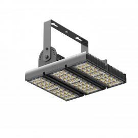 Tunnel lights w heatsink and aluminum plate 90W 36V 2400mA 298*340*145mm black