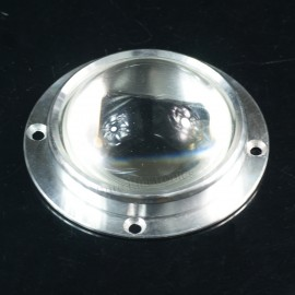 66mm Lens Reflector w Base For 10-100W LED Lamp