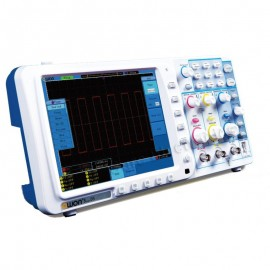"OWON SDS7102 100Mhz Digital Oscilloscope 1G/s large 8"" LCD LAN VGA 2+1 channel"