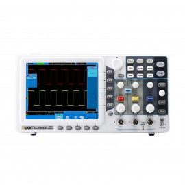 "OWON SDS5032E Portable 8""HD Digital Storage Oscilloscope SDS 30MHZ 250MS/s 2+1ch"