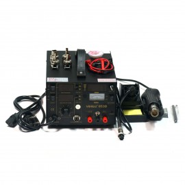 YH853D-220V 3in1 Hot Air Gun Soldering Rework Station Iron SMD Hot Air Gun