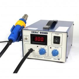 8508D Hot Air Gun Rework Soldering Repair Station 110V SMD ESD PLCC BGA Nozzles