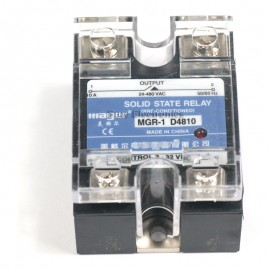 Solid State Relay MGR-1 D4810 10A24-480VAC 3-32VDC