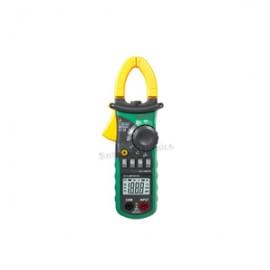 MASTECH MS2008A Digital Clamp Meter AC DC Current Voltage Resistance Tester