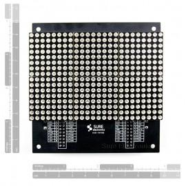 24 X 16 2416 Green LED Dot Matrix Display Information Board HT1632C