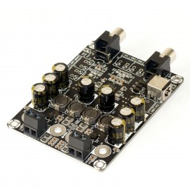2 x 20 Watt  Class D Audio Amplifier Board - MAX98400A