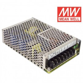 MeanWell MW DC Switching Power Supply NET-75B 65W 3 o/p 5V 5A 12V 2.8A -12V 0.5A