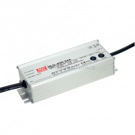 Mean Well HLG-60H-24B 24V 2.5A Power Supply LED Driver Water & Dust-proof