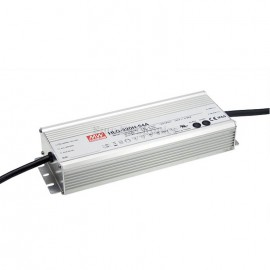 Mean Well HLG-320H-54A 54V 5.95A Power Supply LED Driver Water & Dust-proof