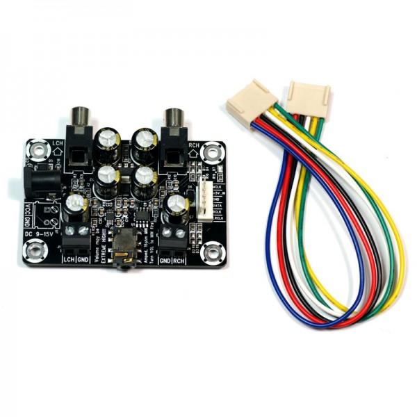 Sure Electronics' webstore CS4334 IIS/I2S Decode Board HP amplifier