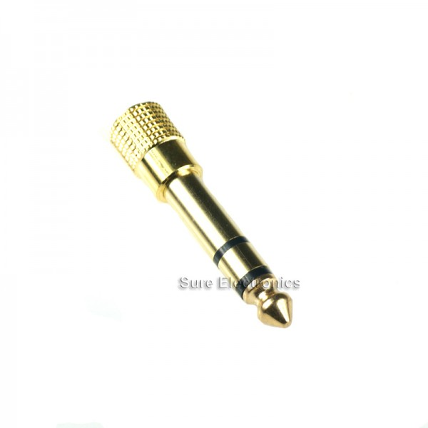 3.5mm Gold Plated Stereo Male Plug 10 Pcs 1//8 inch audio wire connector
