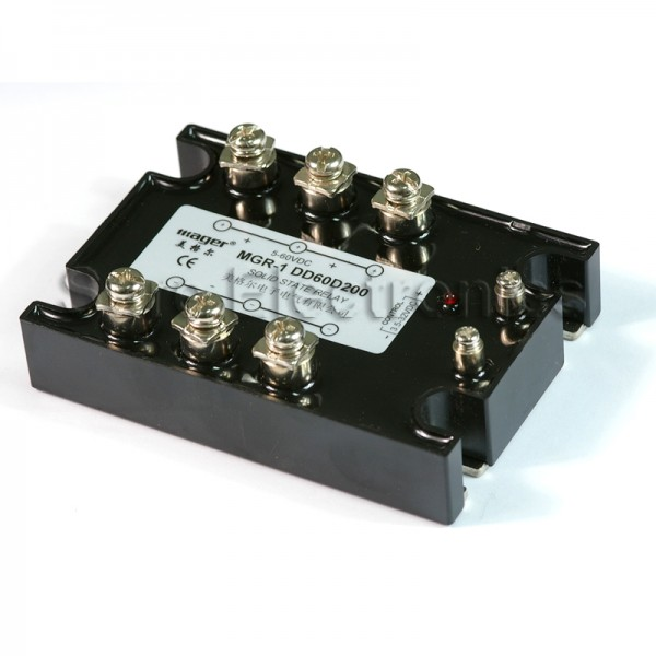 Sure Electronics webstore Solid State Relay SSR1 DD60D200 200A5