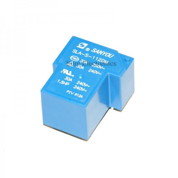 Sure Electronics\' webstore SANYOU SLA-S-112DM 12VDC Coil Power Relay