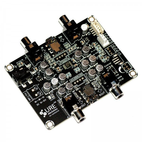 Sure Electronics' webstore Digitally Controlled Stereo