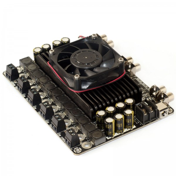 Sure AA-AB34181 6x100W Class D Audio Amplifier Board TDA7498  Power Amp Board