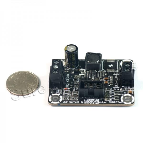 150-1500mA Buck Regulator LED Driver for 1-50W High Power LED