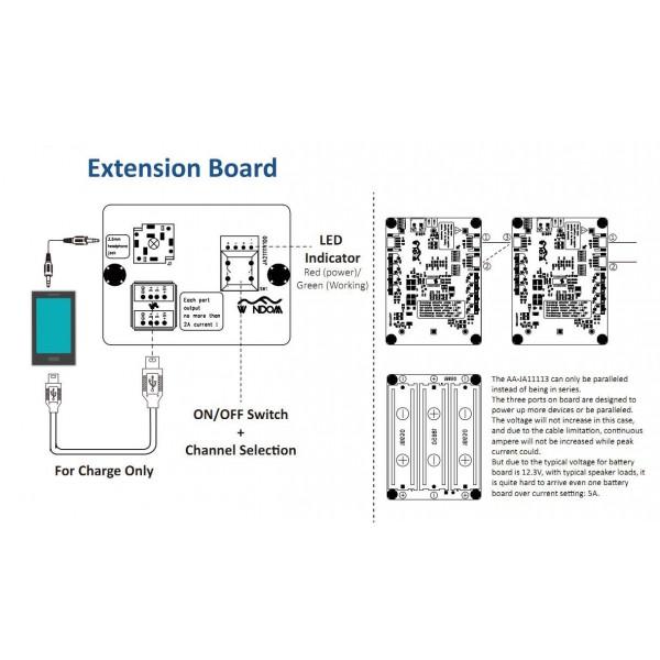 Sure Electronics' webstore 2 x 50 Watt Class D Audio