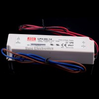 12V 60W Single Output Switching Power Supply