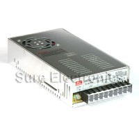 Mean Well MW 15V 23.2A 350W AC/DC Switching Power Supply PSU