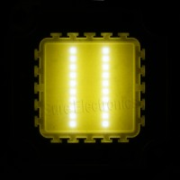 10pcs 20W 45mil (38mil Red) Chips Multicolor High Power LED Panel 20 Watt Lamp Light DIY