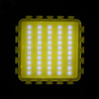 10pcs 50W 45mil (38mil Red) Chips Multicolor High Power LED Panel 50 Watt Lamp Light DIY