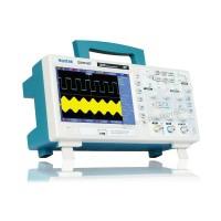 "Hantek DSO5102P Digital Oscilloscope 100MHz 1Gs 2CH 7"" TFT USB Lab v TEK TDS2012"