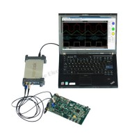 Hantek 6052BE PC Based USB Digital Storage Oscilloscope 50MHz 150MS/s 2CH USBXI
