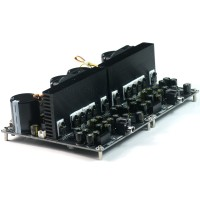 2 x 1000 Watt Class D Audio Amplifier Board -IRS2092