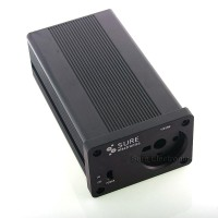 Aluminium Alloy case for 2 X 15Watt Class-D Audio Amplifier Box Enclosure