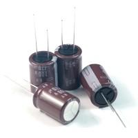 50pcs NCC Nippon CHEMI-CON DIP Aluminum Electrolytic Capacitors 470uF/100V Φ18x25mm caps