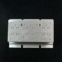 10pcs 2.4x4.7inch Aluminum Alloy Heat Sink for 1W/3W/5W/10W/20W LED Silver White