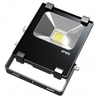 Flood light w heatsink for green led lighting 10W 30V 300mA 159*132*53mm black