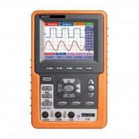 "OWON HDS1021M Handheld Digital Storage Oscilloscopio USB 20MHZ 100MS/s 3.5"" LCD"