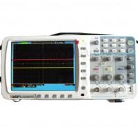 "OWON SDS6062 60MHz Deep Memory Digital Storage Oscilloscope 8""LCD 500MSa/S 2+1Ch"