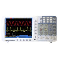 OWON SDS6062V LAN 60Mhz Scope Digital Oscilloscope 1G 8'' LCD 60MHz 500MSa/s VGA