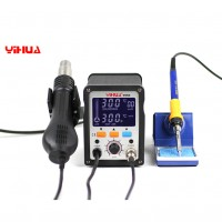 YIHUA 995D 220V SMD Rework Soldering Station DE Soudage - Dessoudage a air chaud