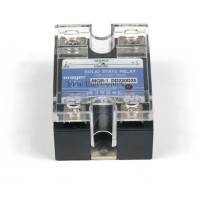 Solid State Relay SR-1 DD220 D25 25A24-220VDC 3-32VDC