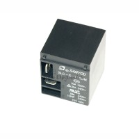 SANYOU SLC-S-112DM 30A 250VAC, 12VDC Coil Power Relay