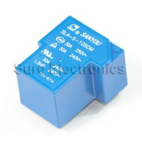 SANYOU SLA-S-105DM 5VDC Coil Power Relay