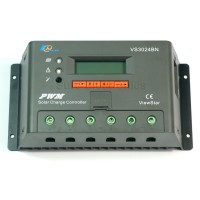 EPsolar Viewstar VS3024BN PWM Solar Battery Charge Controller 30A+Romete Sensor