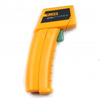 NEW Fluke 59 Handheld Laser IR Infrared Thermometer Gun Temperature Meter Tester